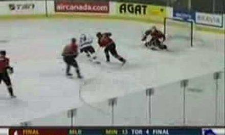 La saison en 2005-2006 en vidéo !