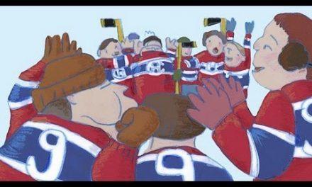 Le chandail, une belle histoire du Canadiens